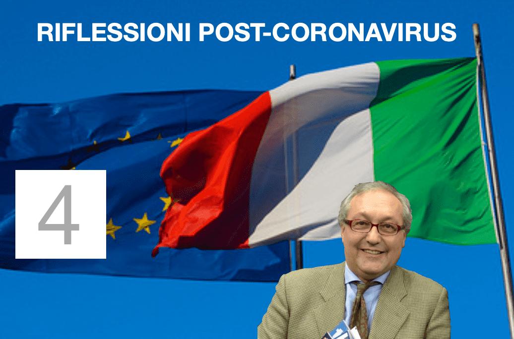 4 #POSTCORONAVIRUS: in casa almeno fino a Pasqua by Comolli