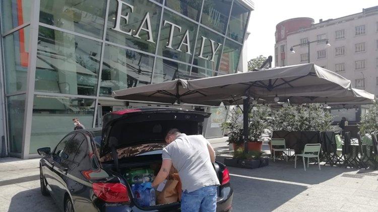 Eataly sceglie Uber come supporto nella consegna della spesa a casa dei milanesi