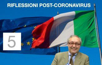 5 #POSTCORONAVIRUS: gli Italiani stanno perdendo la pazienza, by Comolli