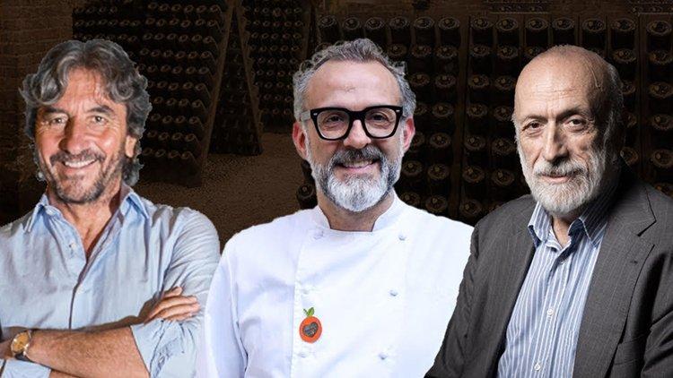 """Invito diretta FB """"Come si cambia in un mondo che cambia?""""Oggi alle 19 con Giorgio Rivetti, Massimo Bottura e Carlin Petrini"""