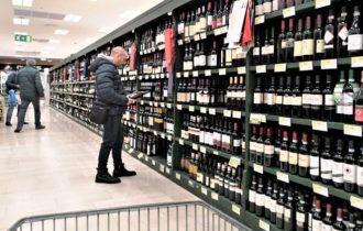 Il vino nella GDO il 1° quadrimestre il report di IRI per Vinitaly
