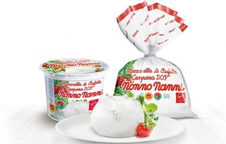 La Mozzarella di Bufala Campana D.O.P. Nonno Nanni Eletta Prodotto dell'Anno 2020