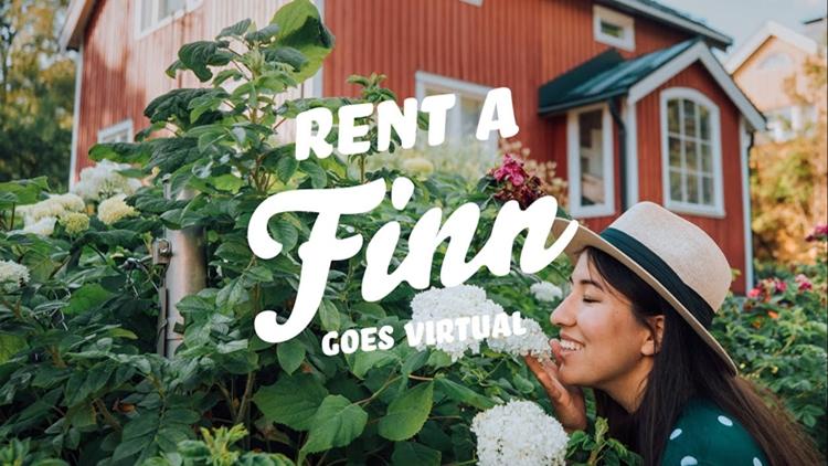 """Rent a Finn goes virtual"""", i segreti della cucina e dello stile di vita Finlandese"""