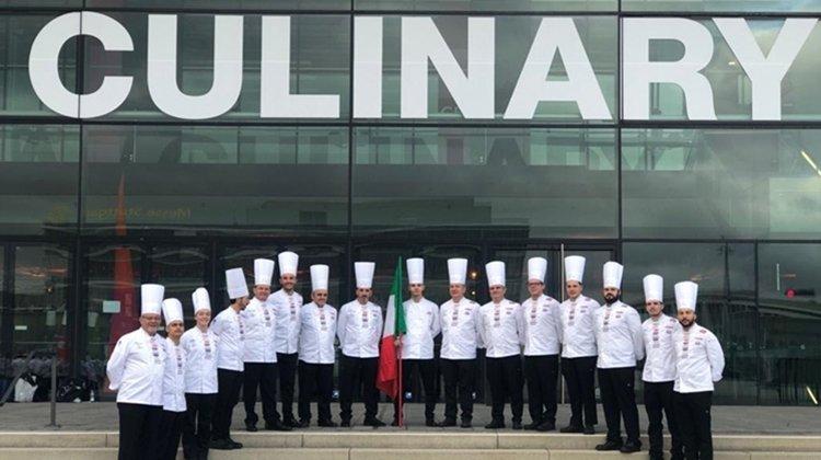 Orogel sponsor ufficiale della Nazionale Italiana Cuochi