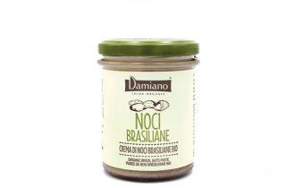 La nuova crema di nocciole brasiliane spalmabile di Damiano