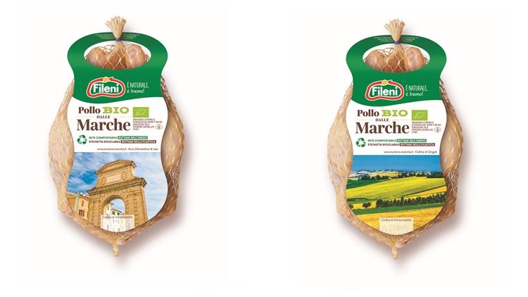 Fileni presenta il nuovo Pollo dalle Marche, il pollo biologico simbolo della regione