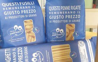 """Arriva sugli scaffali dei supermercati """"La Pasta dei Consumatori"""""""