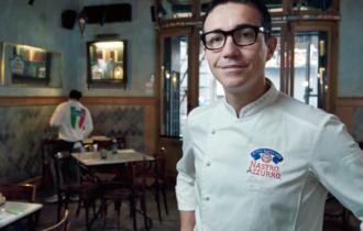 Nastro Azzurro celebra la ripartenza della ristorazione italiana con un nuovo spot tv