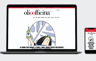 Olioofficina.it si rinnova e diventa un Hub bilingue
