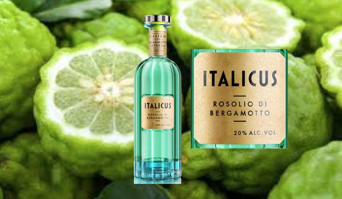 Italicus, rosolio di bergamotto e Art of Italicus 2020, Creative Talent