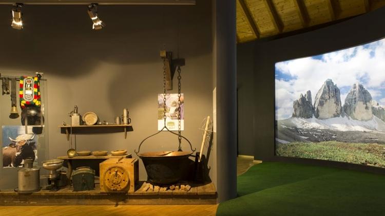 Museo MONDOLATTE di Latteria Tre Cime
