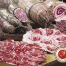 Salumi DOP Piacentini 2019: complessivamente stabile il trend di produzione di Salame, Coppa e Pancetta