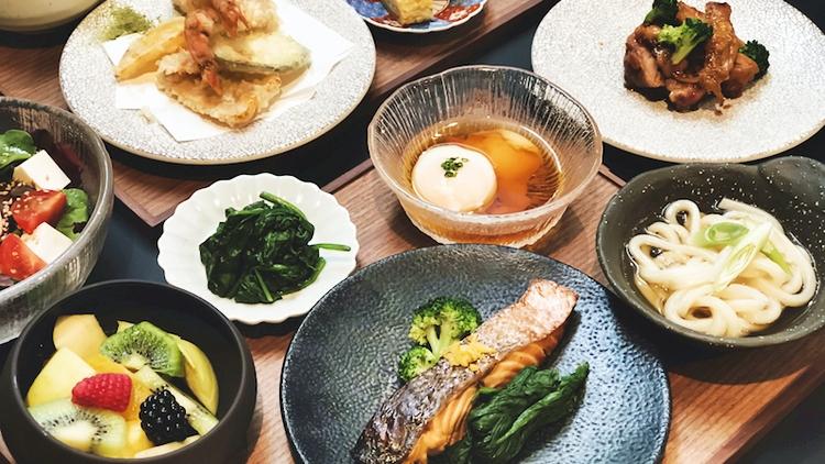 Da TENOHA Milano il perfetto brunch in stile giapponese