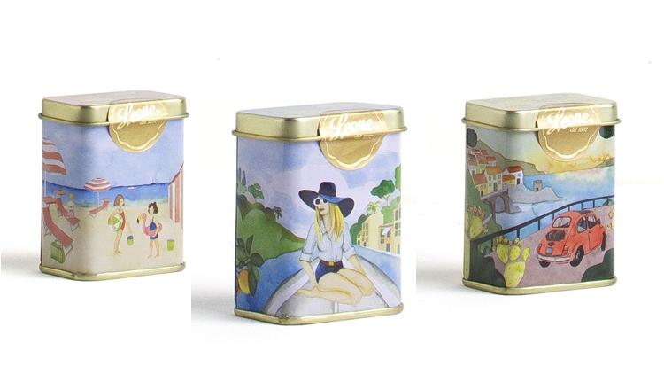 Pastiglie Leone celebra l'arrivo dell'estate con la nuova collezione Dolce Vita