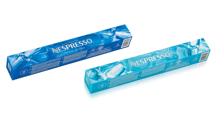 Nespresso lancia Barista Creations For Ice