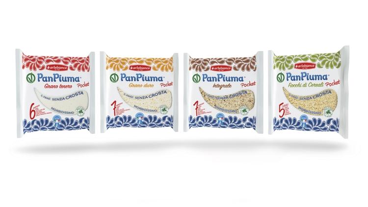 Pan Piuma Pocket, il pane à porter