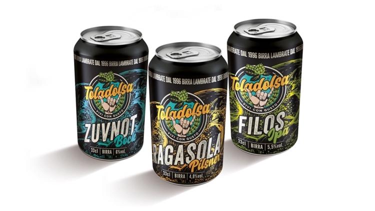 Veroni Salumi lancia la birra artigianale Toladolsa