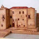 Castelbuono (PA): Il Castello dei Ventimiglia in cioccolato di Fiasconaro