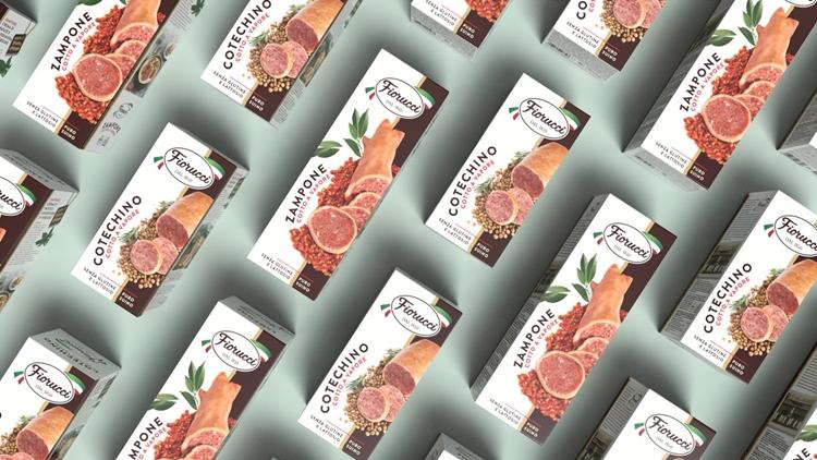 JacLeRoi firma il packaging design della linea precotti Fiorucci