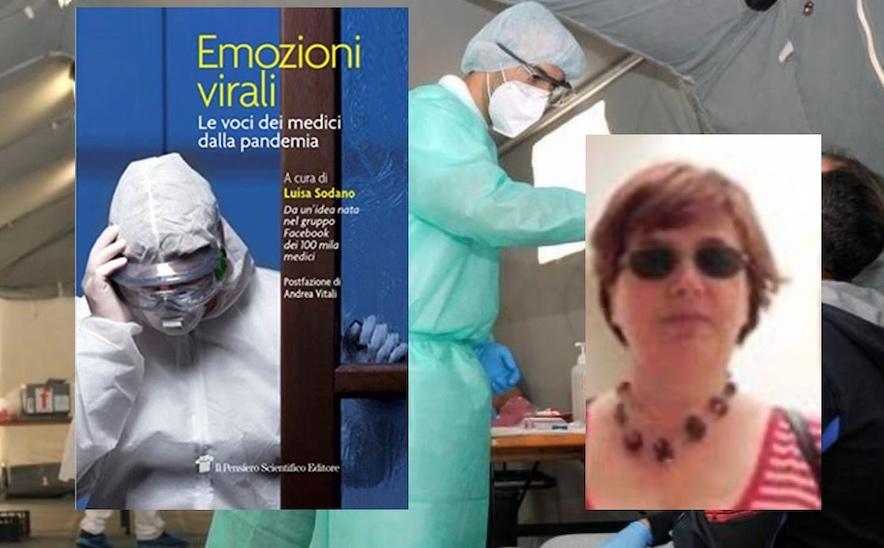 EMOZIONI VIRALI: libro verità, 37 storie dal fronte del CoronaVirus by Luisa Sodano