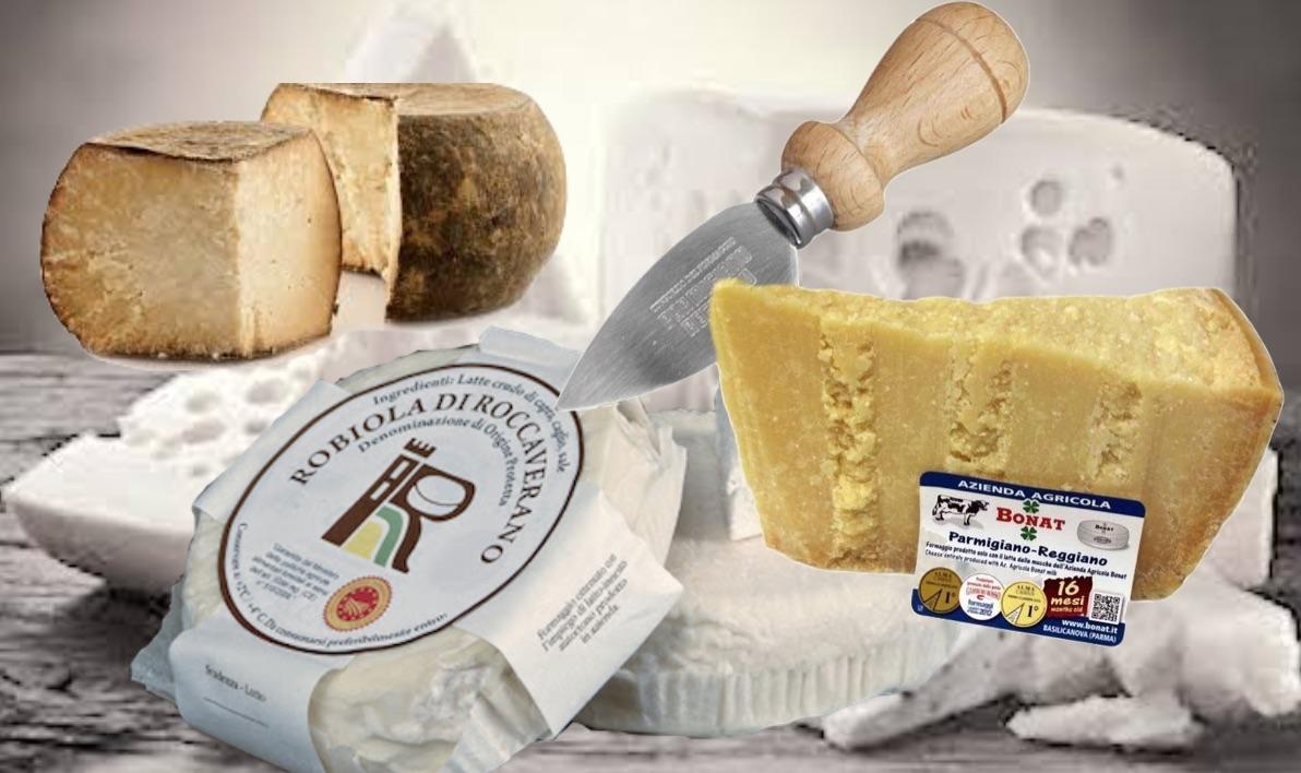 Il formaggio in cucina by Marco Di Lorenzi Chef docente di cucina