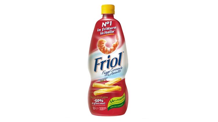 Happy Fry-Day, con Friol Il brand presenta il nuovo packaging