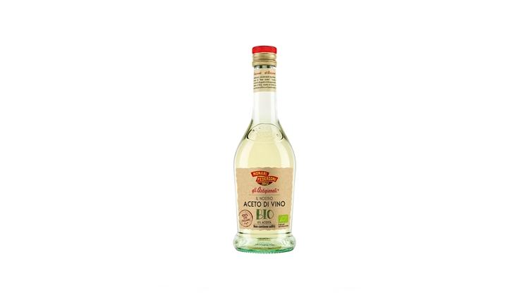 Monari Federzoni punta sul bio: arriva il nuovo Aceto di Vino Bianco
