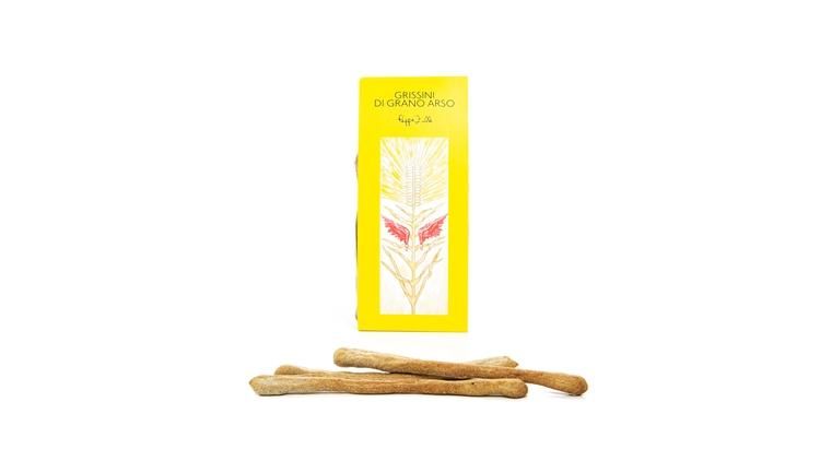 Grissini di grano arso, Torino Orsara di Puglia – solo andata, la variante pugliese di Peppe Zullo