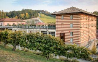 Villaggio Fontanafredda: meta enoturistica nel cuore delle Langhe patrimonio Unesco