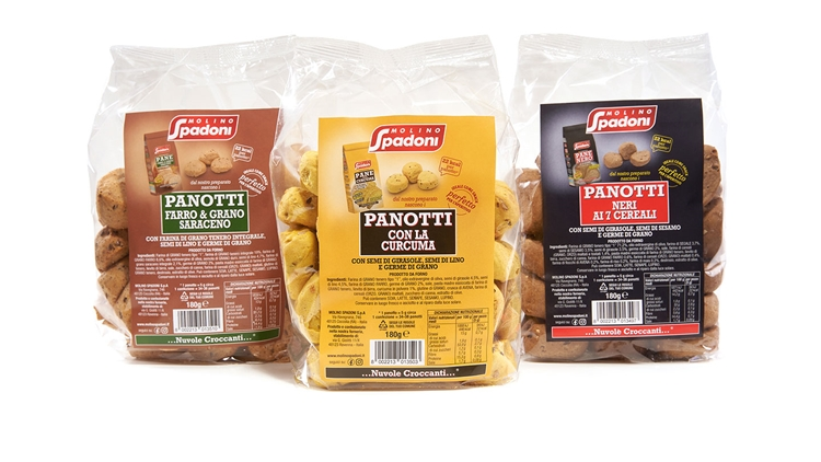 "Nuovi ""Panotti"" Mulino Spadoni"