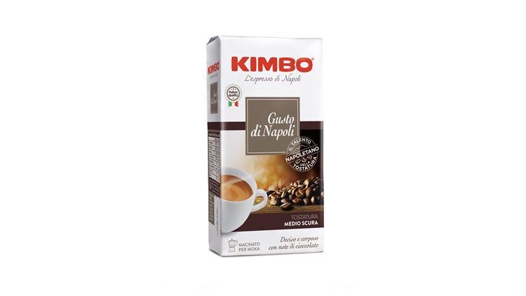 Kimbo gusto di Napoli, la nuova espressione del talento napoletano della tostatura