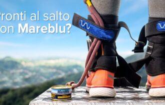 """Mareblu: on air la nuova campagna pubblicitaria dedicata al Tonno all'Olio d'Oliva """"Non si sgocciola"""""""