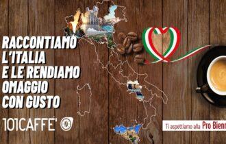 101CAFFE' partner di Pro Biennale: l'arte a Venezia riparte dopo la pandemia