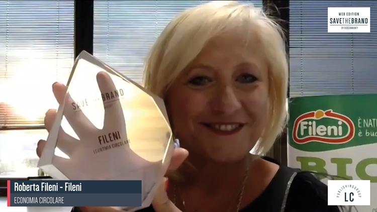 L'impegno di Fileni verso l'economia circolare premiato a Save The Brand