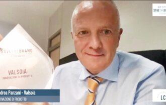 Valsoia premiata come eccellenza del Made in Italy nella categoria Innovazione di Prodotto