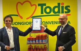 """Todis ottiene la certificazione """"Zero Truffe"""" del Salvagente"""