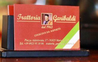 Trattoria Garibaldi a Marsala, un ristorante accogliente nel centro storico