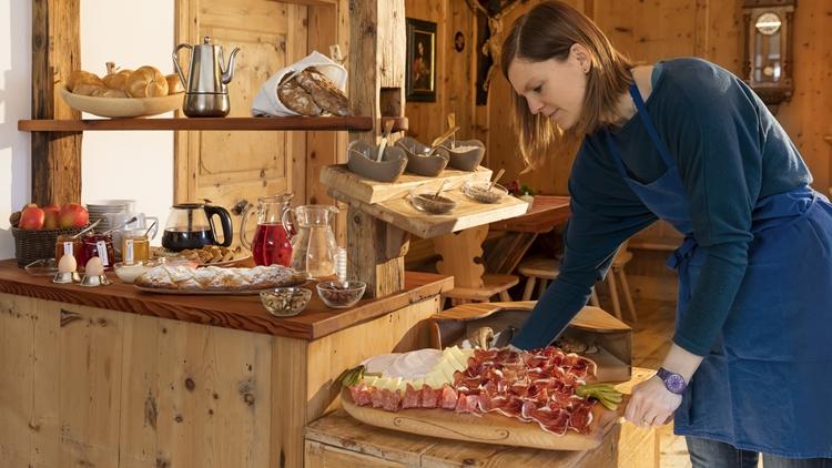 Ai masi Gallo Rosso per una colazione da re