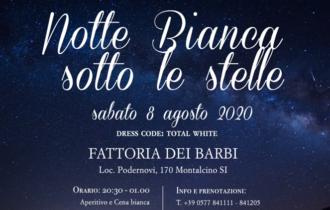 A Montalcino con la Notte Bianca si festeggia Calici di Stelle