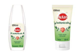 Lotta Zanzare: SC Johnson lancia in Italia Autan® Botanicals®, il nuovo repellente per insetti a base vegetale