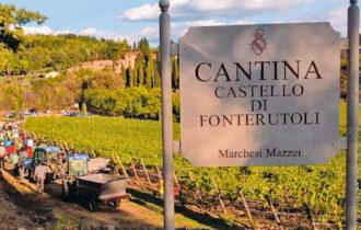 CASTELLO DI FONTERUTOLI CANTINA, B&B E OSTERIA by Famiglia Mazzei