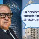 La concorrenza corretta farà bene all'economia