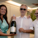 Grande successo per la Summer Galà Dinner di Andrea Bocelli con lo Champagne Comte de Montaigne