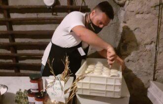 Lorenzo Sirabella pizzaiolo a Milano ma non dimentica Ischia