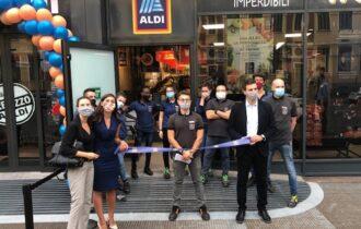 ALDI arriva a Milano con una doppia apertura