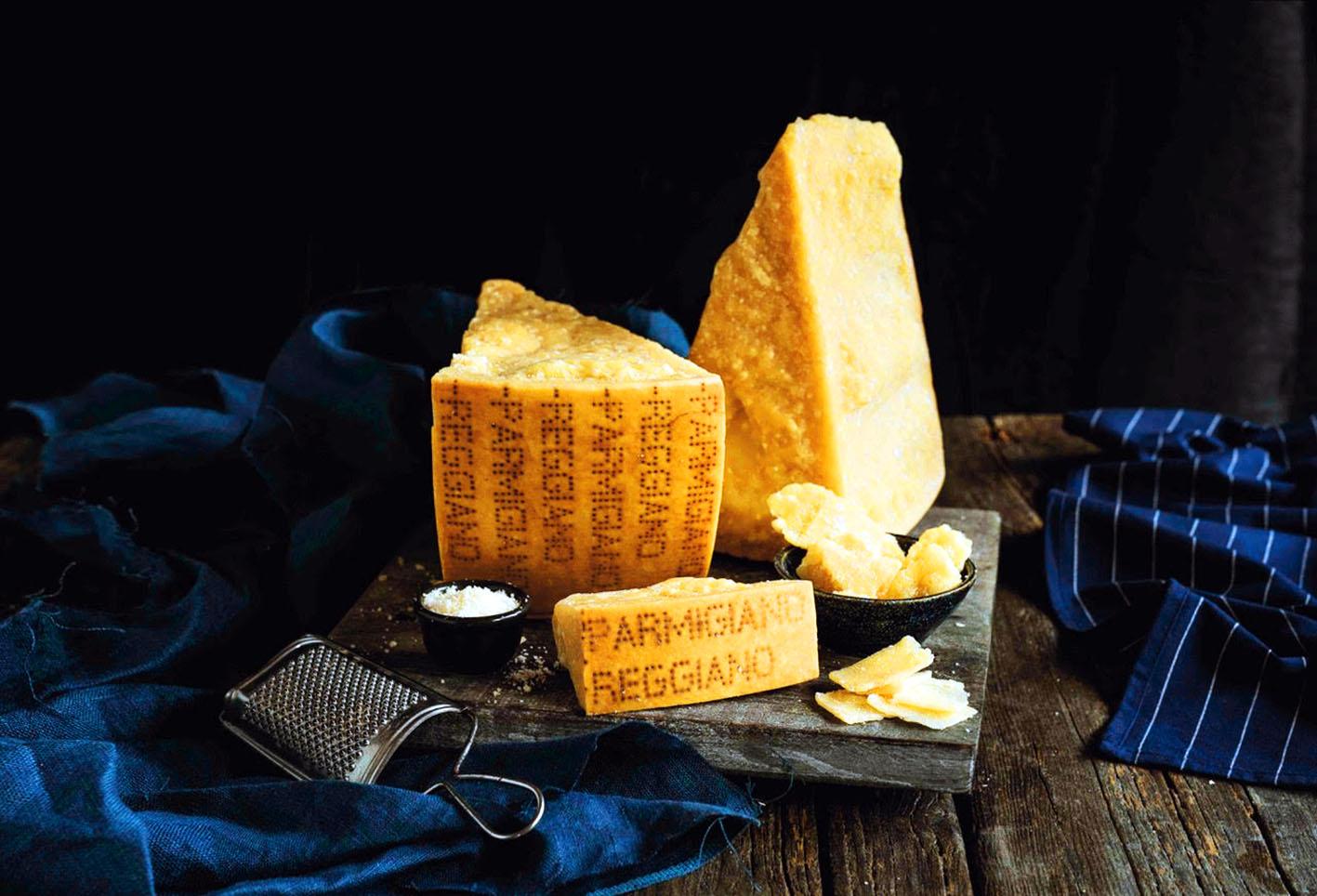 Parmigiano Reggiano, bene vendite primo semestre 2020 in Italia e nel mondo