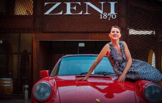 Zeni1870 sfreccia al Bardolino Porsche Classic 2020