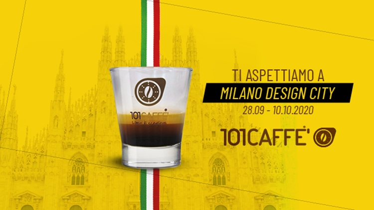 "101CAFFÈ a ""Milando Design City"""