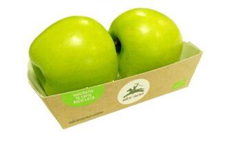 Brio lancia il nuovo pack da due frutti per la Granny Smith, la mela più amata dagli sportivi