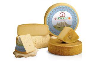 Nuovo disciplinare per il formaggio Asiago DOP